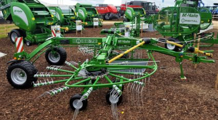 Machinery highlights: On-site at this year's National Ploughing Championships