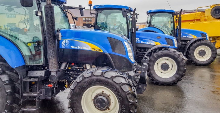 Tractor pics and prices: Results from huge Punchestown auction