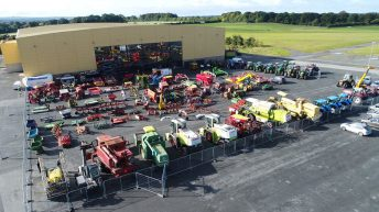 Next FTMTA machinery auction all set for February