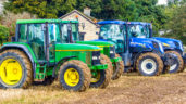 Tractor and machinery auction: Pics and prices from big dispersal sale