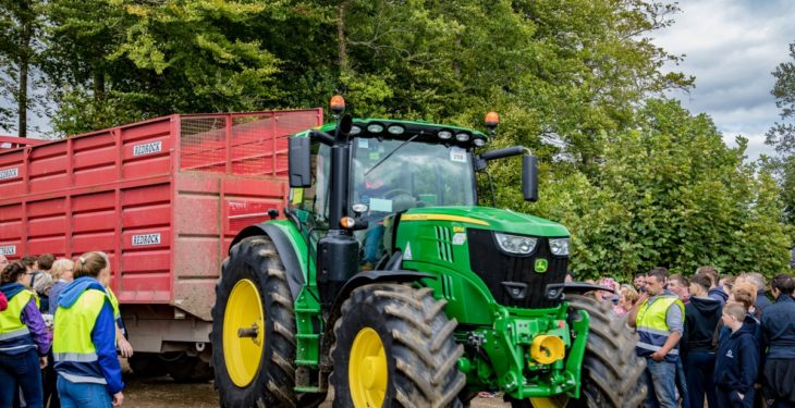 Cracknell on going the distance for 'Grass Gals' silage event