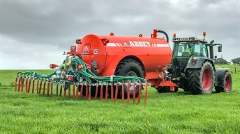 No slurry applicator brackets? No problem