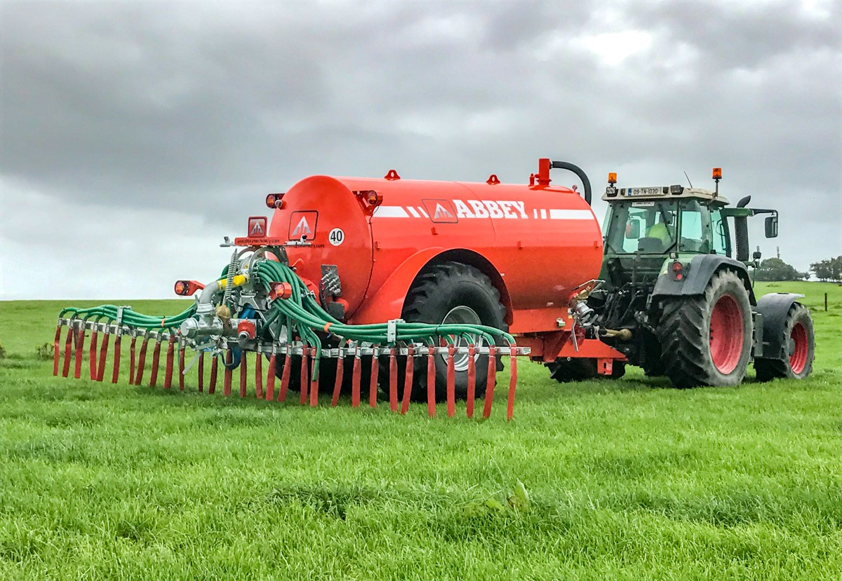 Abbey Machinery slurry