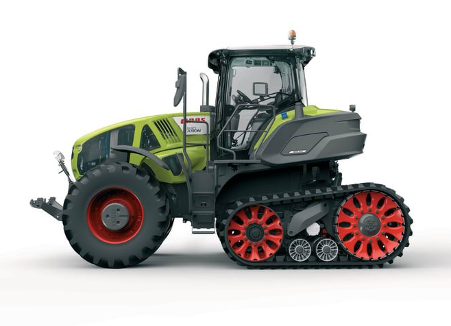 Agritechnica Claas