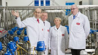€86 million Dairygold facility to cater for expanding milk production levels