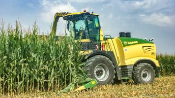 First look: Krone 'lifts' the lid on new-generation forage harvester