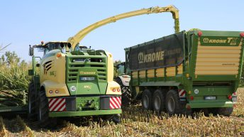 Krone forager news: Check out these updates