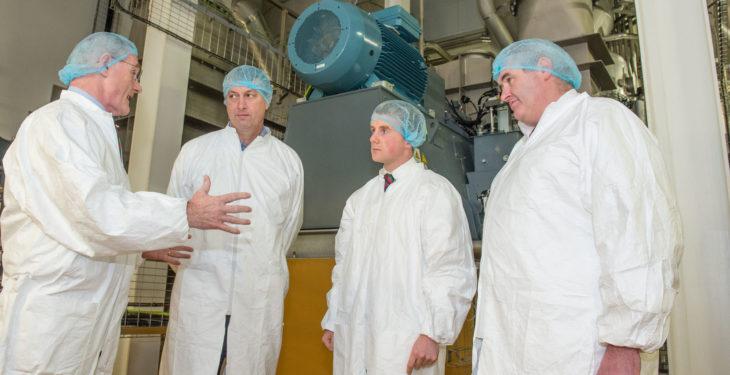 Major dairy processor declares interest in LacPatrick venture