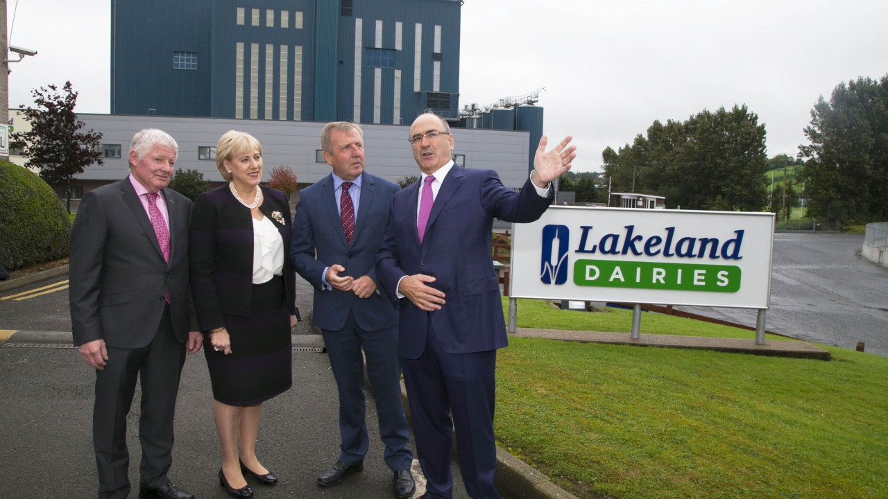 Lakeland Dairies' second fixed price contract to include summer and winter rates