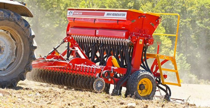 Kiwi company keen to connect: Duncan Ag at this year's 'Ploughing'