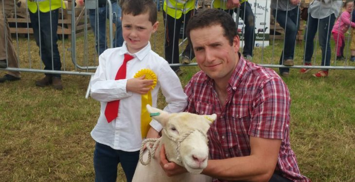 Tipperary farmer carves out Irish version of 'Love lamb' campaign