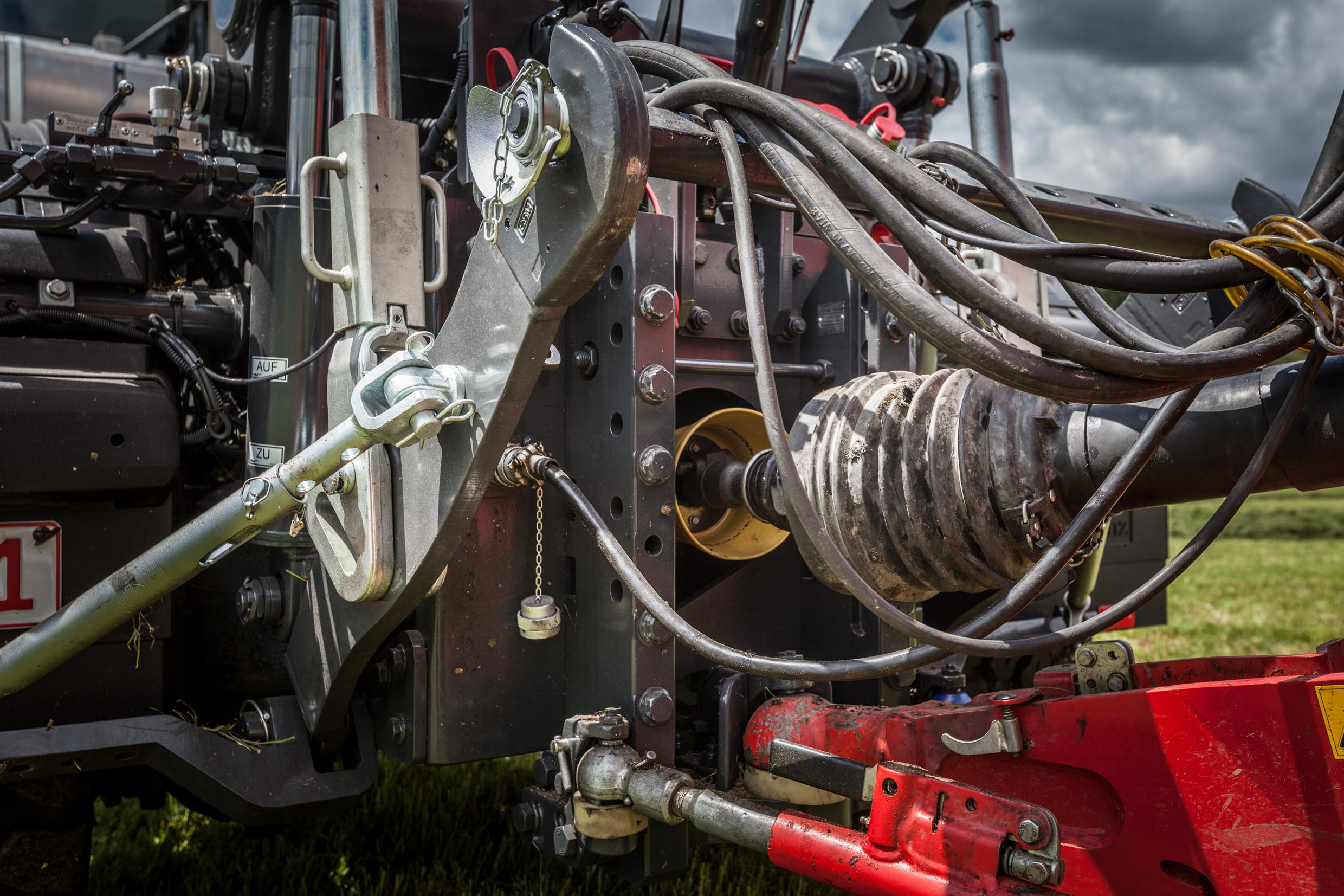 Room with a view: Tractor conversion opens up new possibilities
