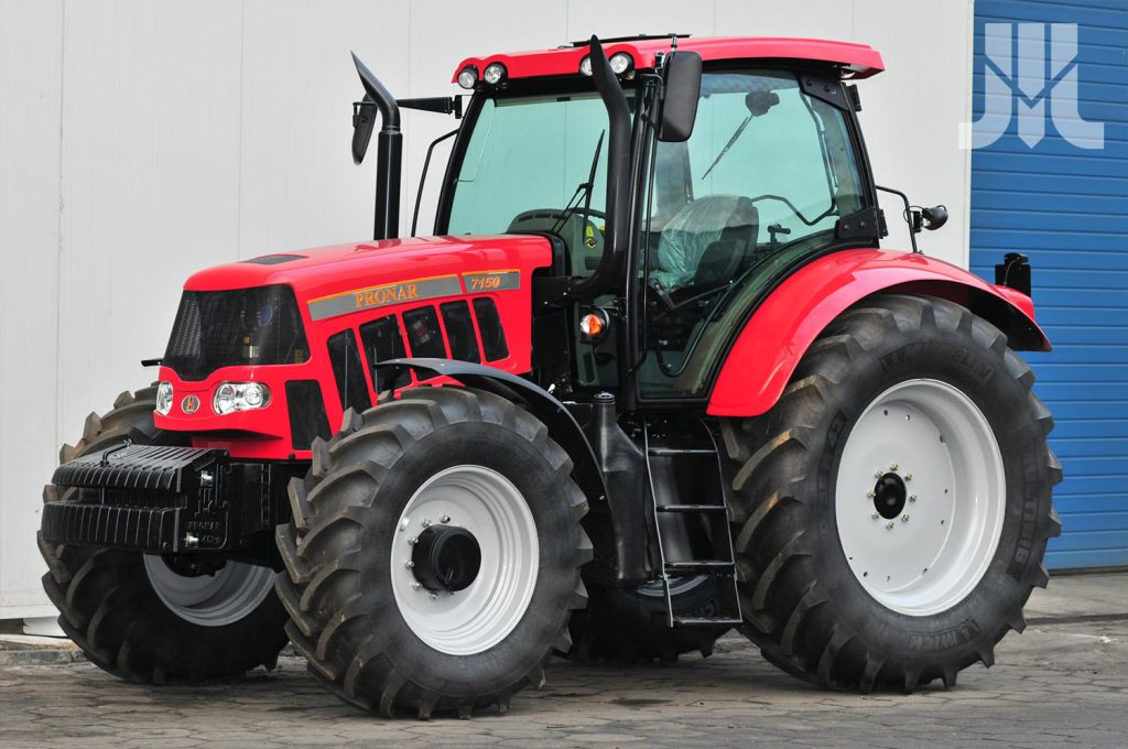 Tractor Brand Names : Pronar tractors built in poland for agriland ie