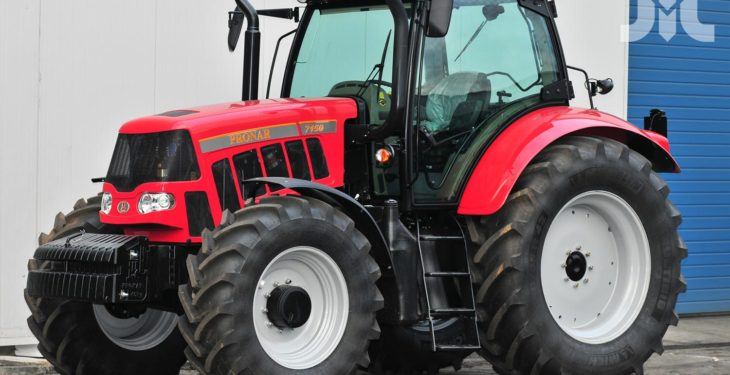 Pronar tractors – built in Poland for Poland