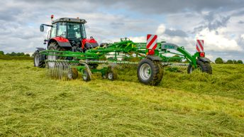 It's official: McHale's new rake touches down…at the 'Ploughing'