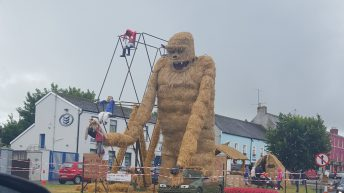 Conahy Vintage Club think big with supersized King Kong