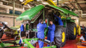Apprentice agri mechanic numbers report slight increase in 2017