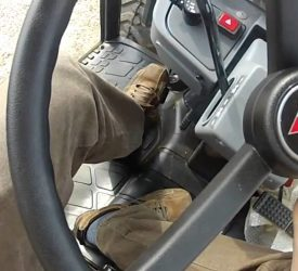 Checks and change: How are your tractor driving skills?