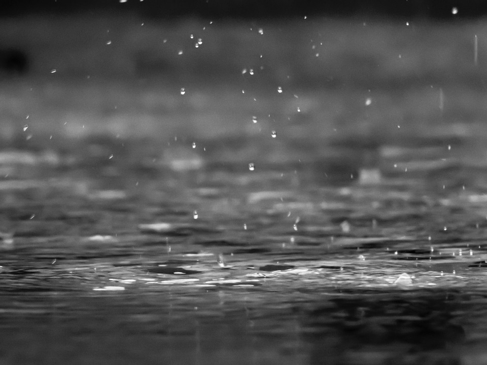 Heavy rain warning for Donegal