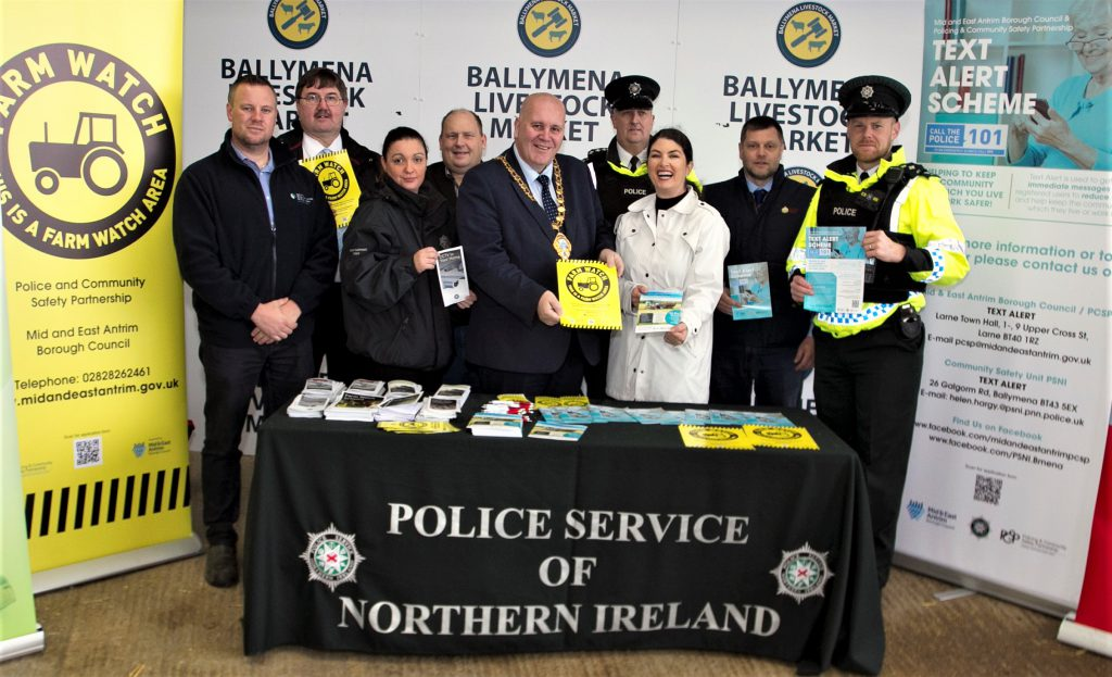 The Farm Watch initiative hopes to tackle rural crime