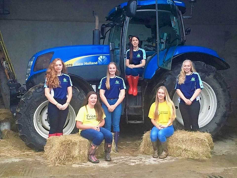 Meet The Young Farmers Girls Chopping Their Locks For Childrens