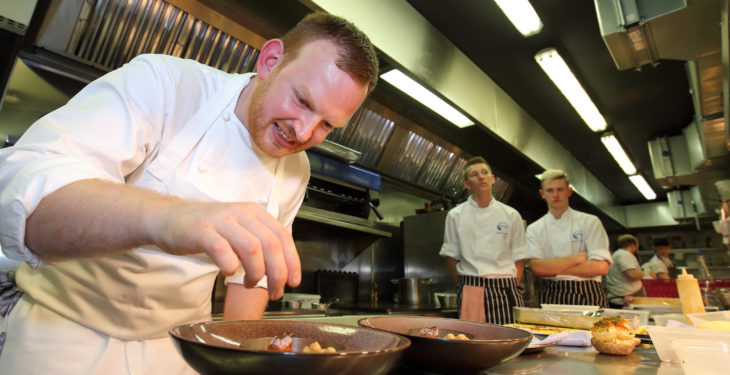 Meet the Michelin-starred chef on a mission to bring back the 'Mighty Spud'