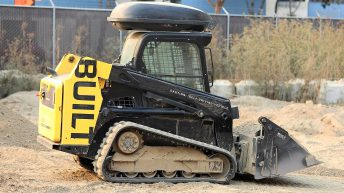 Video: A skid-steer loader that works on its own…without a driver