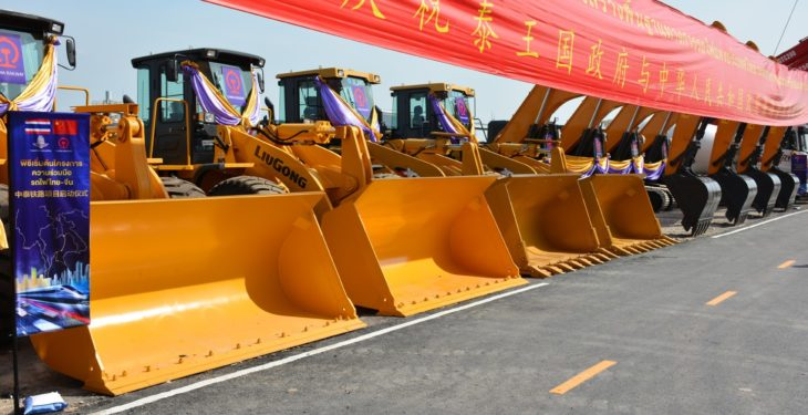 The Chinese are on the way: Equipment giant expands further into Europe