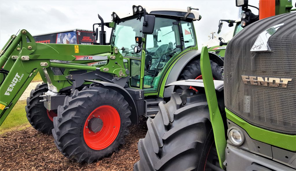 Farmworks Fendt