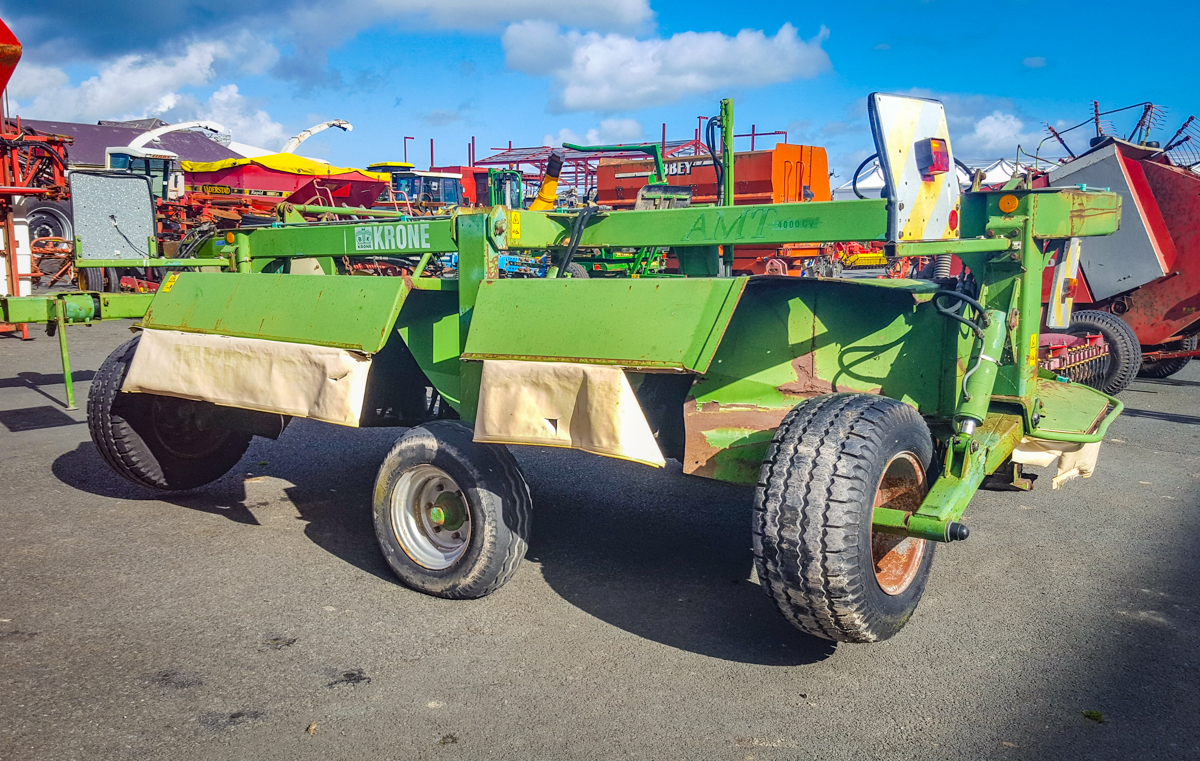 Mowers, rakes and tedders: Prices revealed from FTMTA