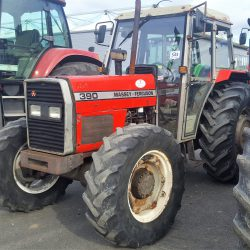 FTMTA tractor auction