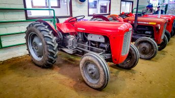 12 tractors stolen from outbuildings in Co. Down…in one heist