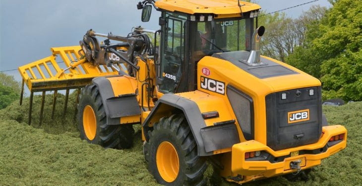 Wheeled loader and backhoe sales are up; telehandlers are down