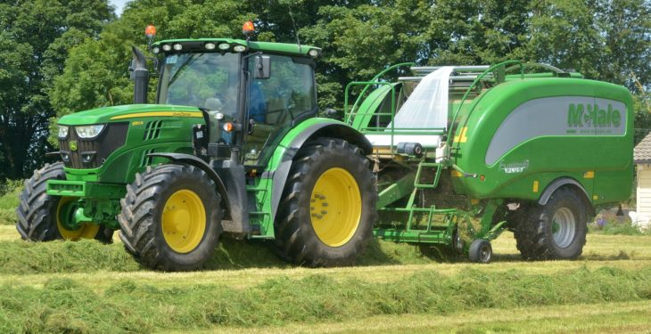 Latest figures: How are new tractor sales faring?