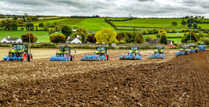 Pics: Show of force from Lemken at tillage demo day