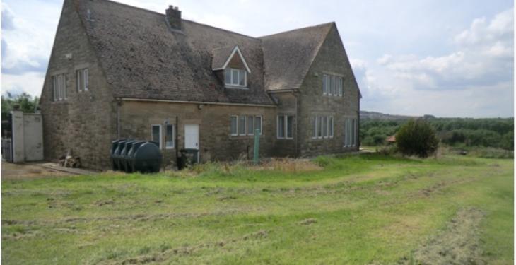 Fancy winning a farm in a raffle?