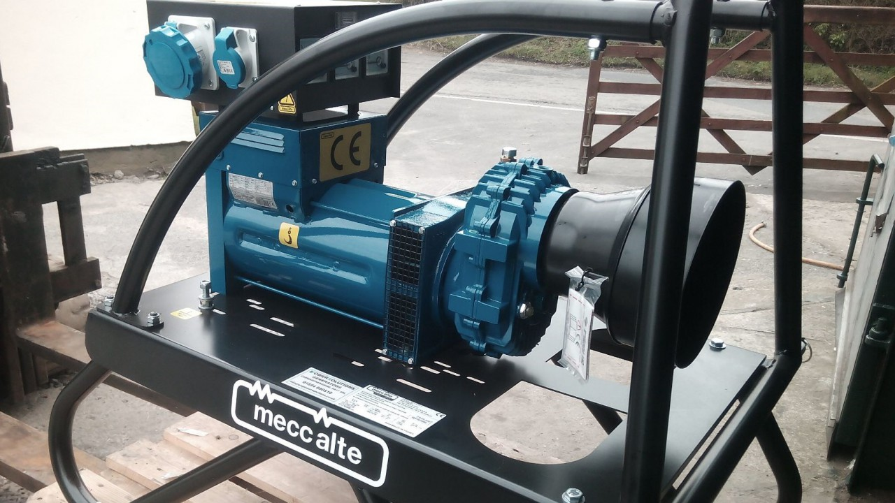 No plans to include generators under TAMS II measures