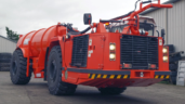 Hi-Spec tanker with a difference: Unusual unit surfaces