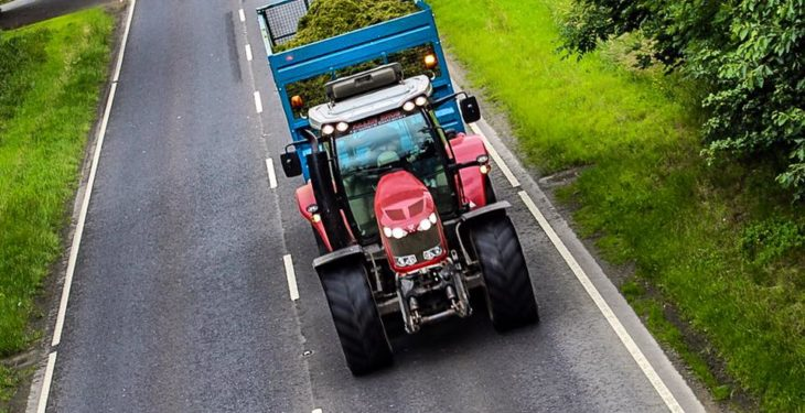 25km haulage limit 'scrapped' from 'fast' tractor testing rules