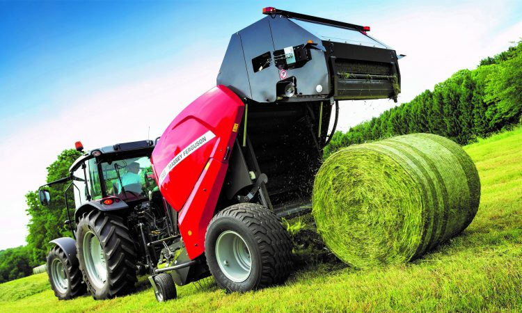 First look: Welger round balers revealed in Massey Ferguson colours