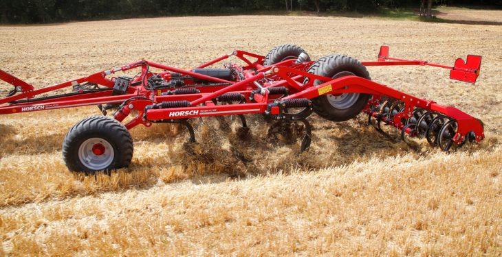 Pics: Brace of new Horsch kit for tillage farmers