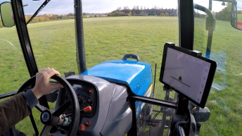 New, affordable GPS tractor guidance system points the way