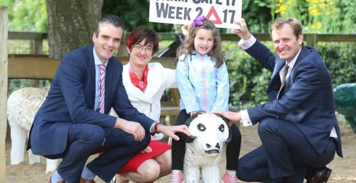 Call for government departments to collaborate on schools' farm safety week