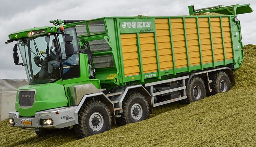 Fancy a self-propelled trailer for soggy conditions: Why ...