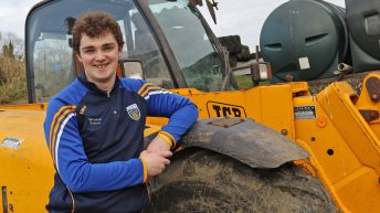 RTE 'Big Week on the Farm' star, Enda Shalvey, scoops Macra newbie title 2017