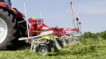 Win a Pottinger tedder in AgriLand's Farm Free Competition