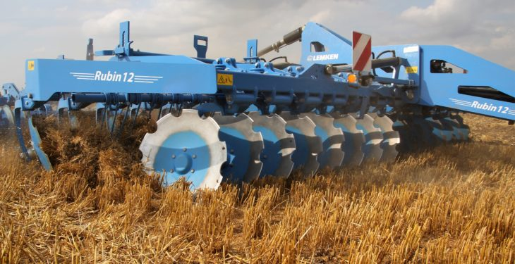Lemken tillage kit outing all set for the north-east