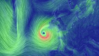 Hurricane Ophelia: Three fatalities, 360,000 without power, as storm rages nationwide