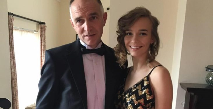 One year on: Alistair Sloss' daughter relives the day a slurry tragedy took her father's life
