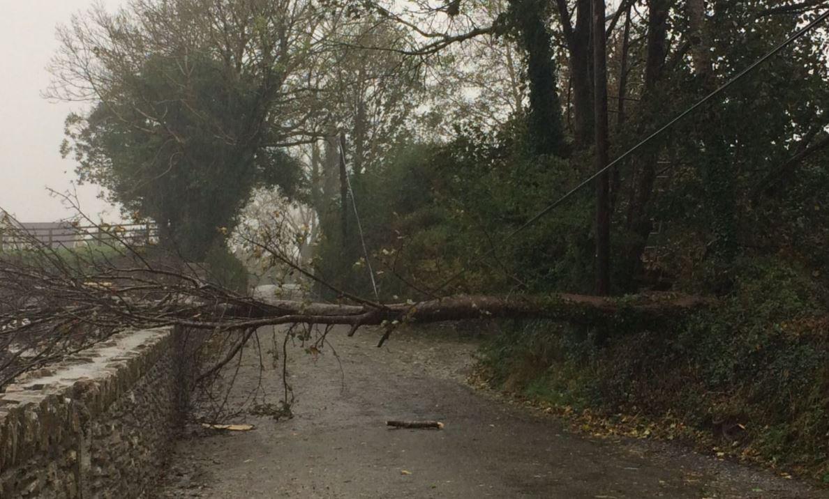 Met Éireann updates weather warnings for Storm Brendan